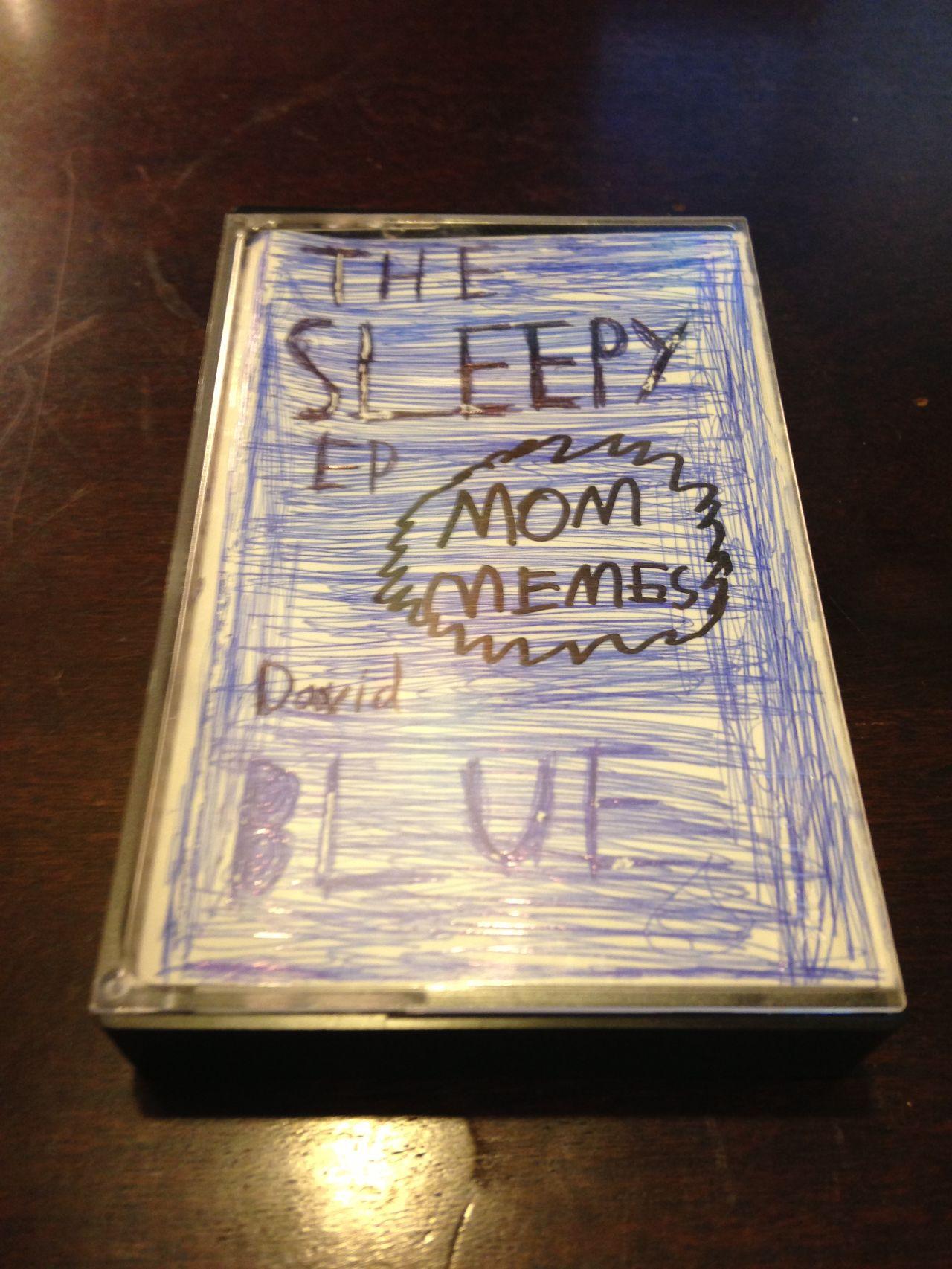 Sleepy EP Front Art