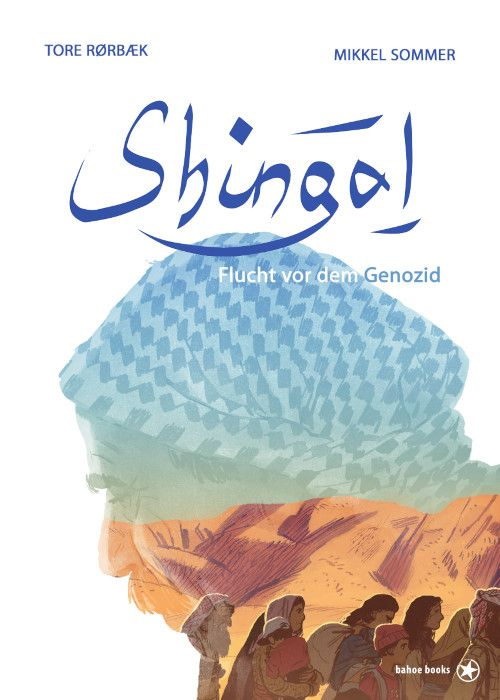 shingal comic
