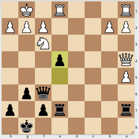 Black Win