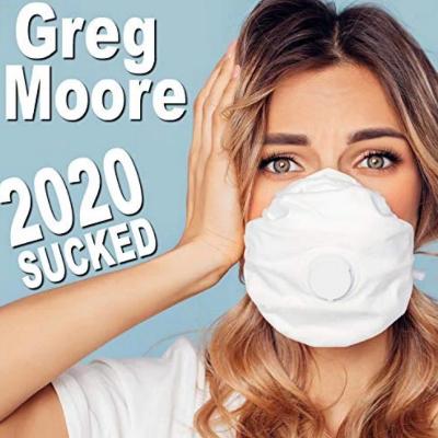 Greg Moore Cover Art