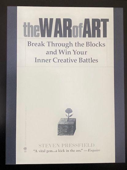 the_war_of_art