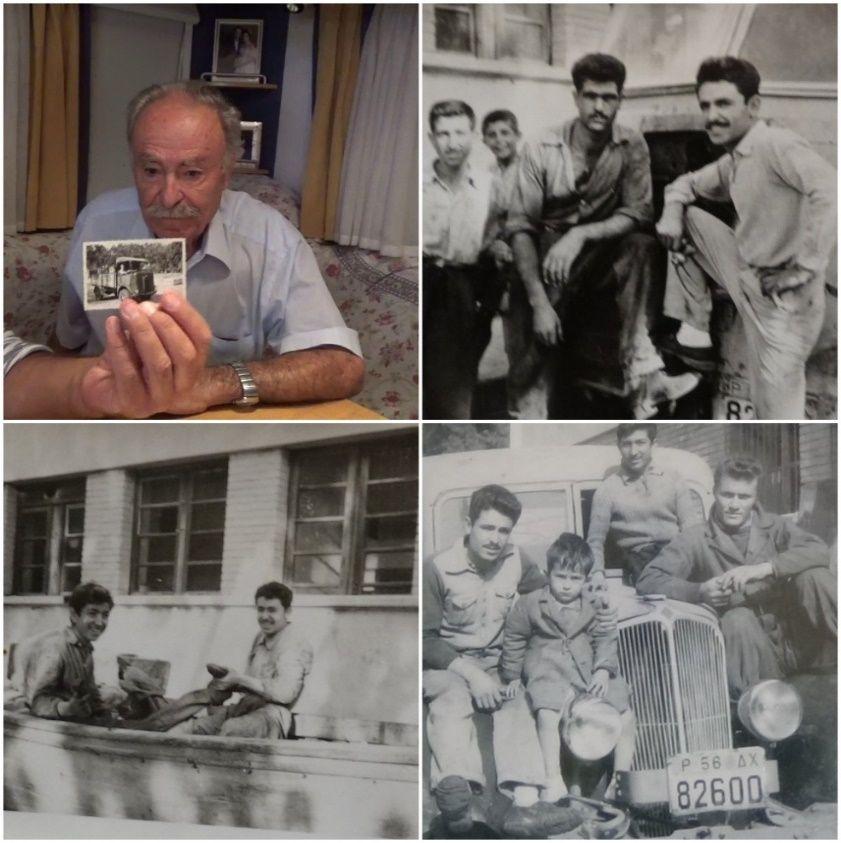 Ο μηχανικός Γεώργιος Τσιγαδάς αφηγείται την ιστορία του παγοποιείου.