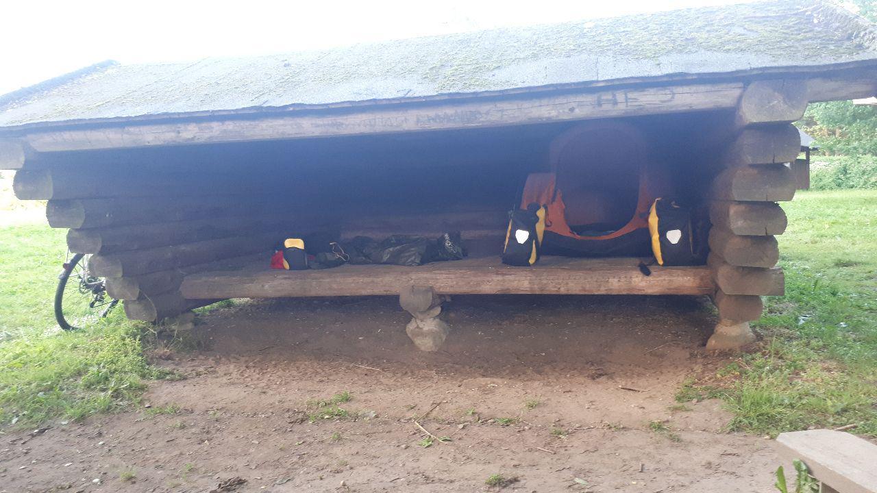scout hut