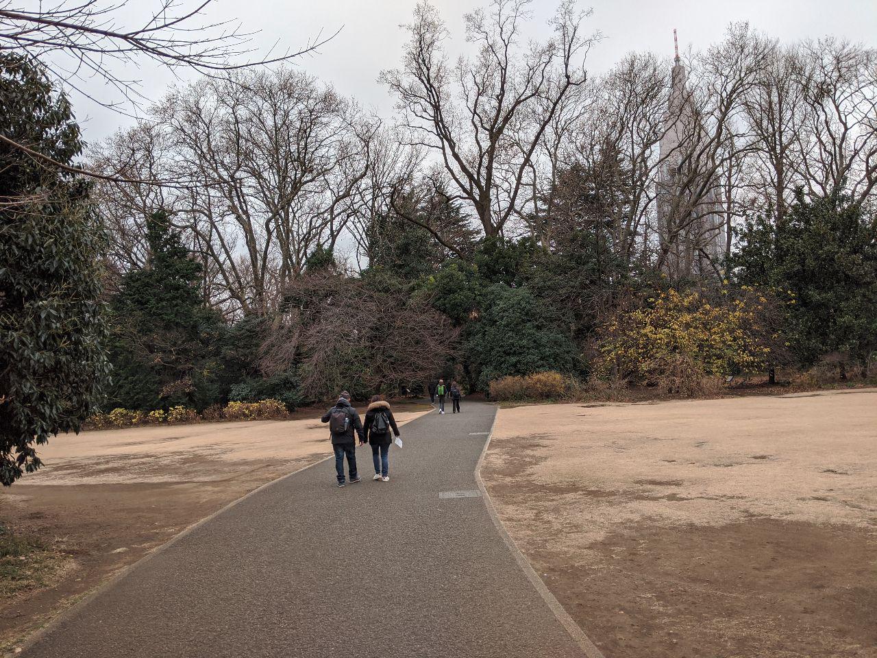 Shinjuku Garden 1