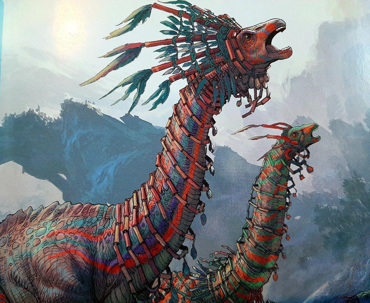 dinosaures ornés