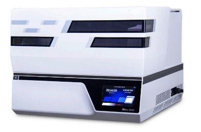 Një Codex DNA BioXp 3200 printer i ADN