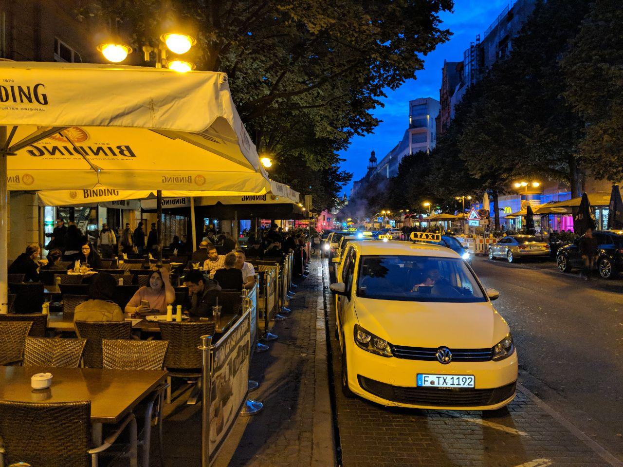 Frankfurt Now