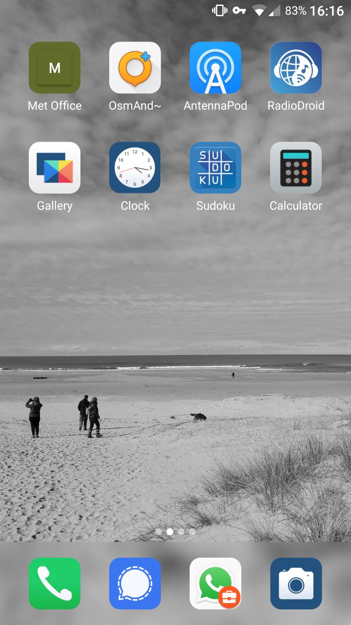Smartphone screen shot taken 7 Nov 2020.