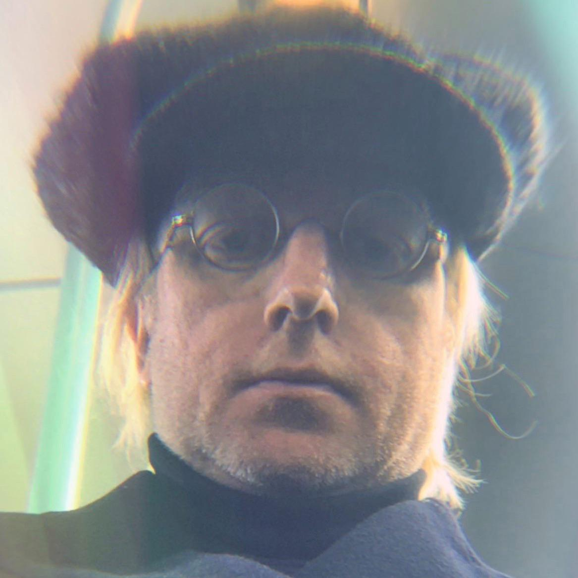 Testing photo uploads - my most recent selfie.