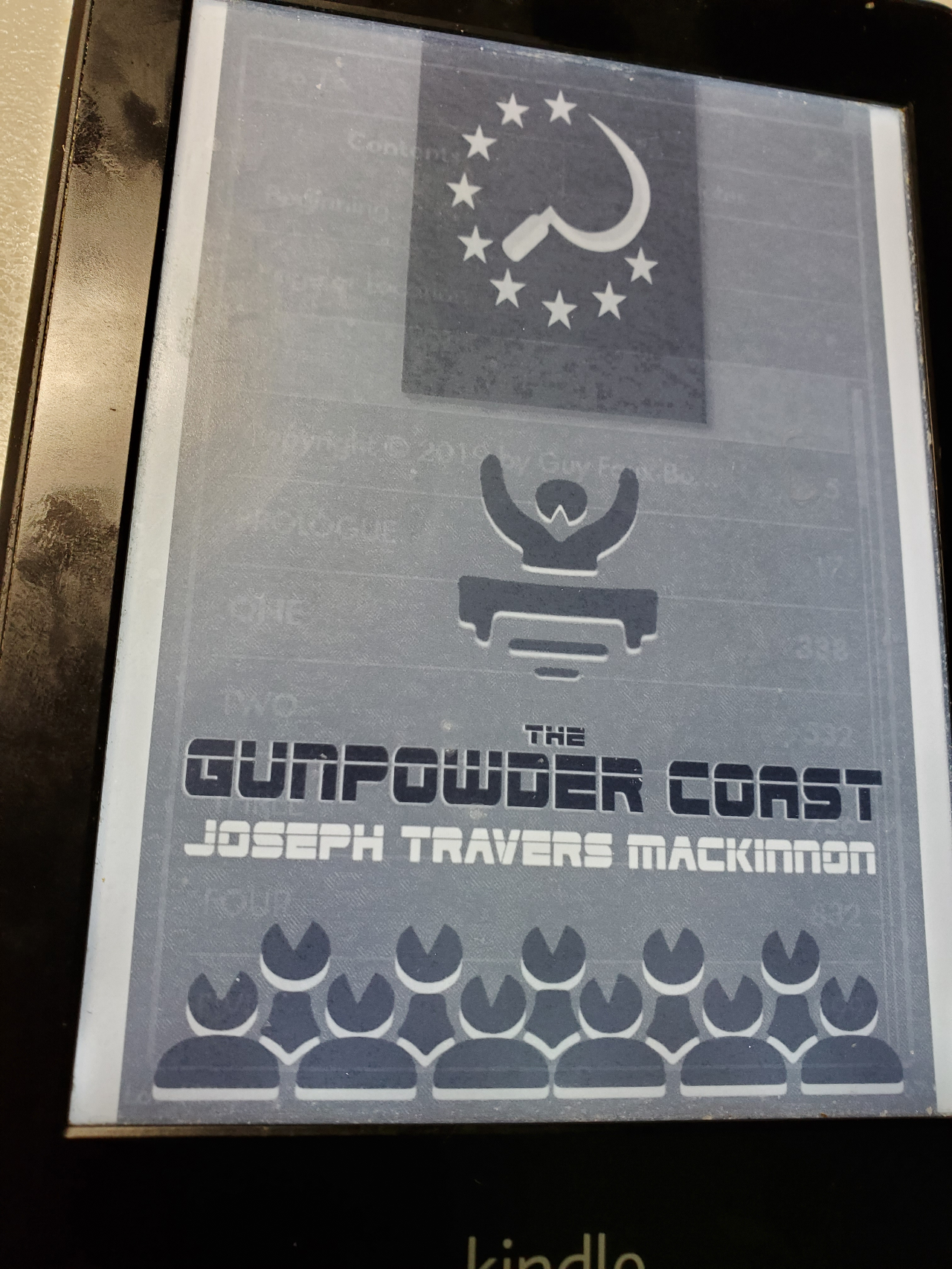 The Gunpowder Coast