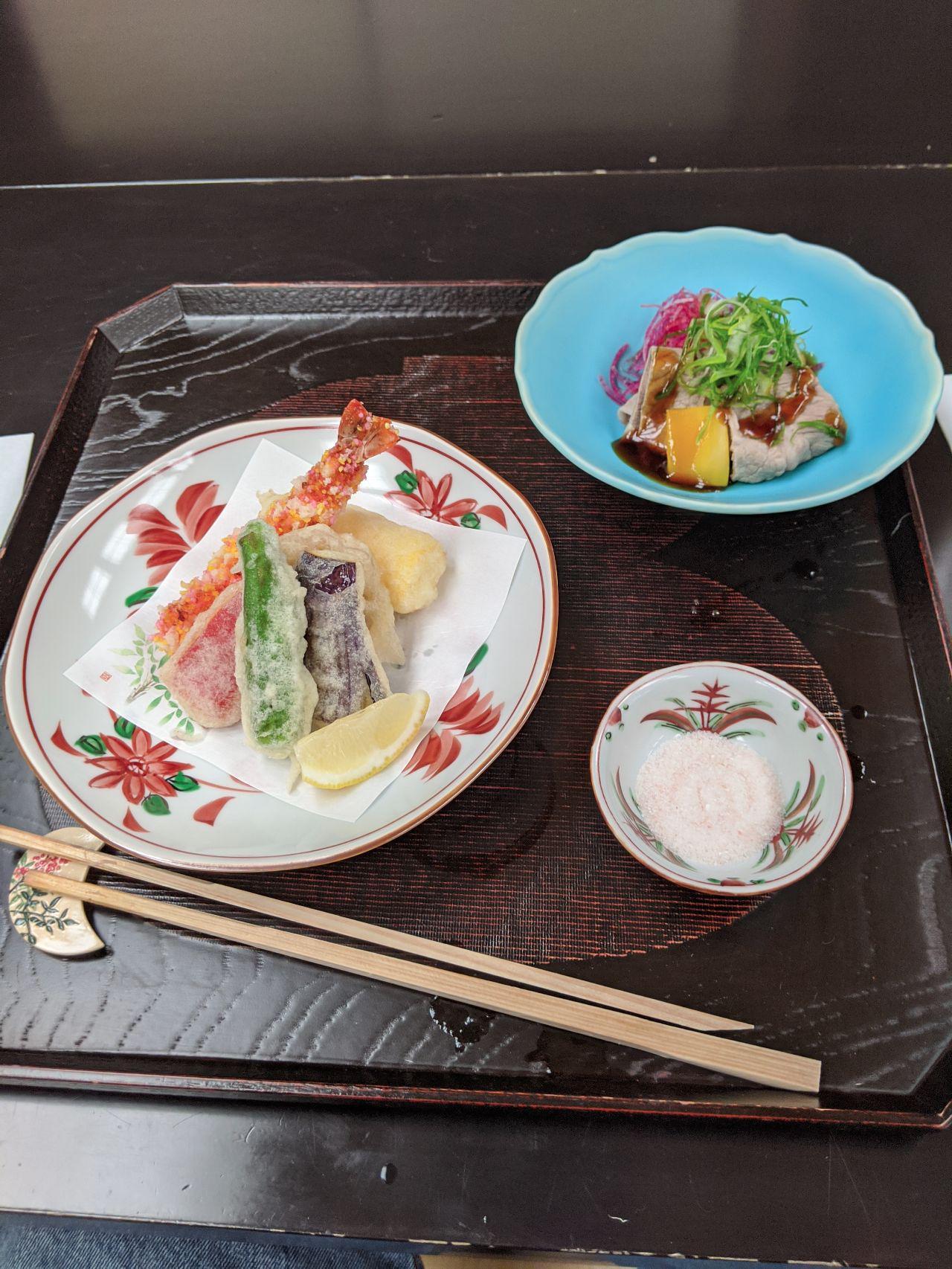 Kaiseki Meal 2