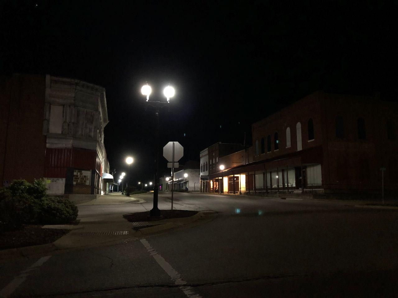 Downtown Licking