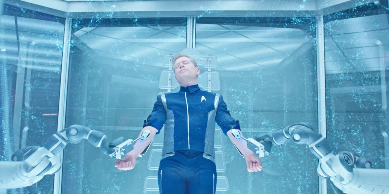 Stamets in the Spore Drive