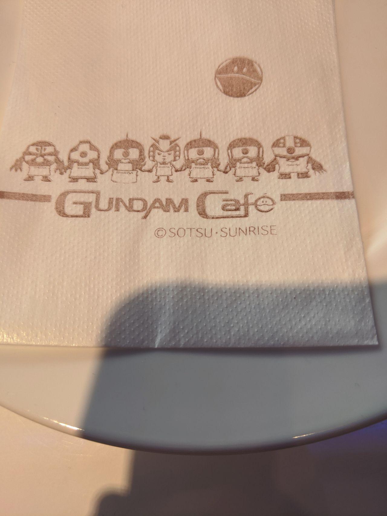 Gundam Cafe 5