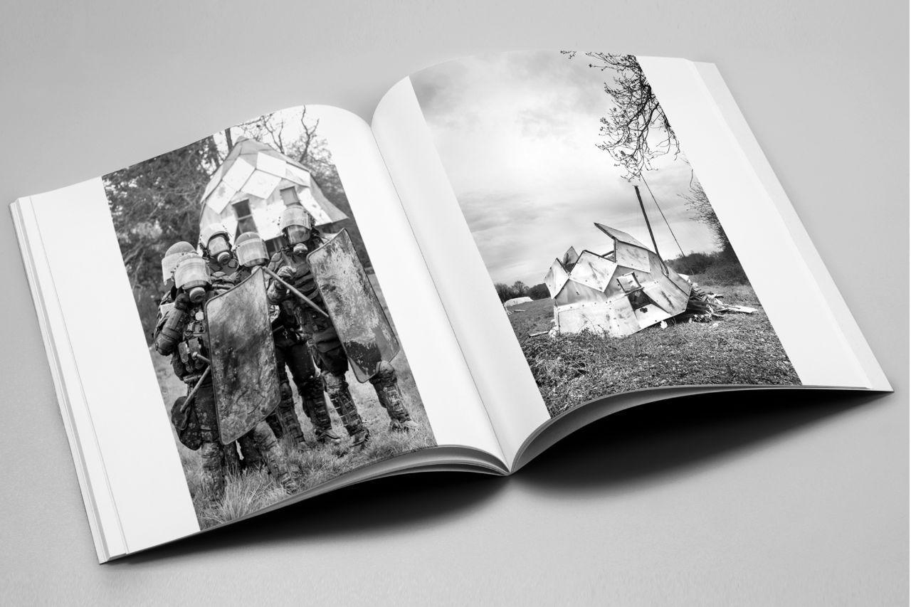 Police et paysages par Yves Monteil