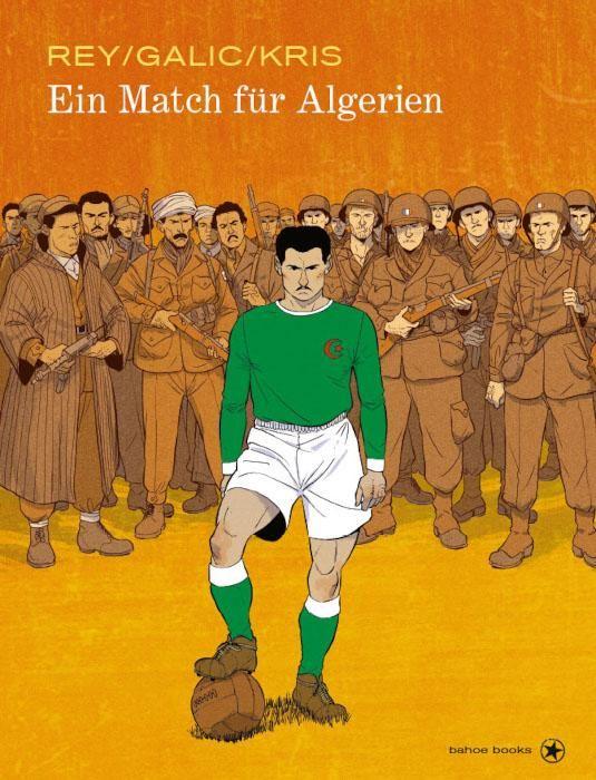 match algerien comic