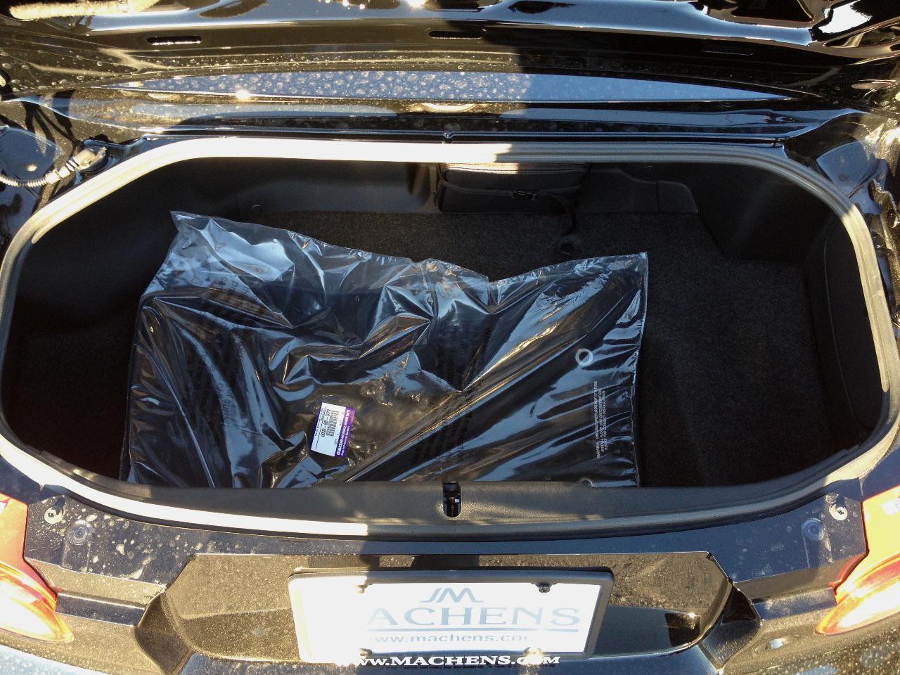 2013 Mazda MX-5 - Trunk