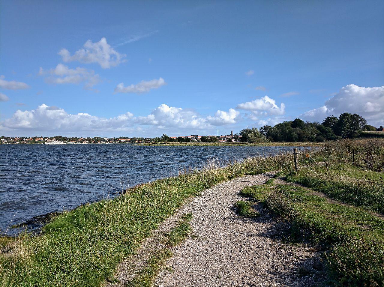 Walking in Skjoldungernes Land