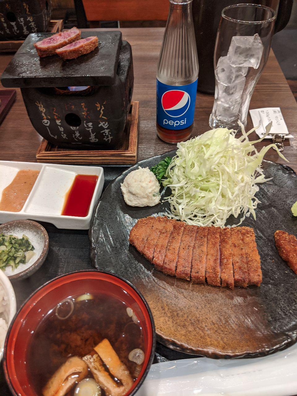 Cooking My Own Food in Shinjuku 2