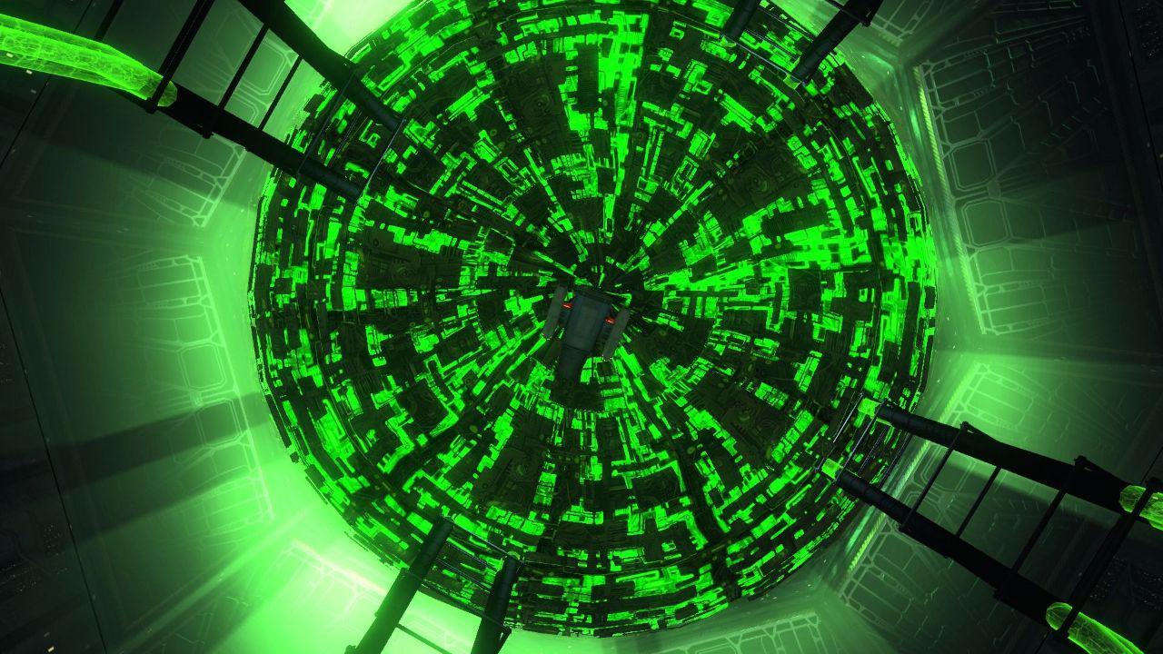 Star Trek Online Romulan Borg