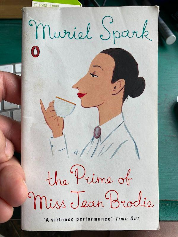 Cover of the book The Prime of Miss Jean Brodie