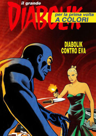 Diabolik contro Eva