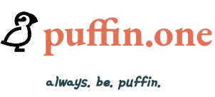 puffinone logo