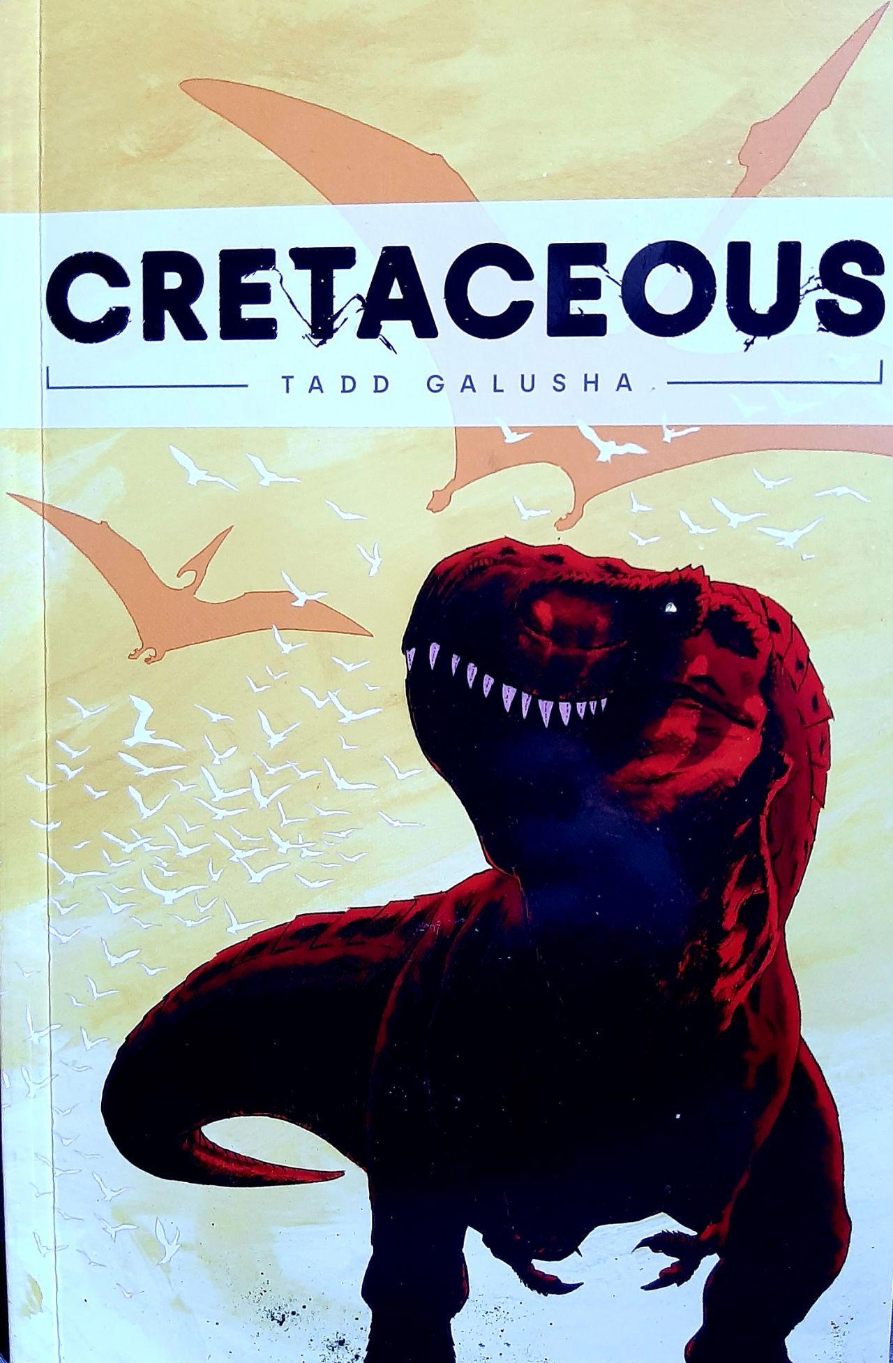 Couverture de Cretaceous
