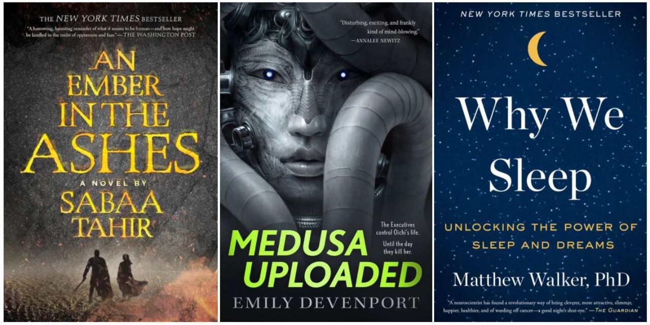 What I read in September 2019