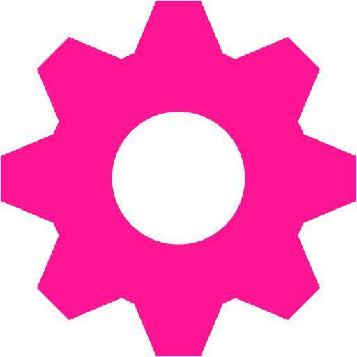 pink cog