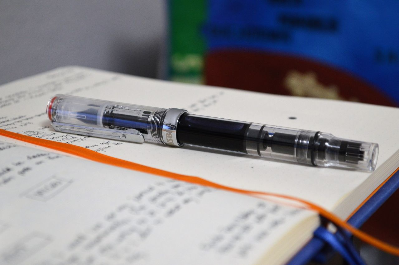 TWSBI Eco-T Fountain Pen