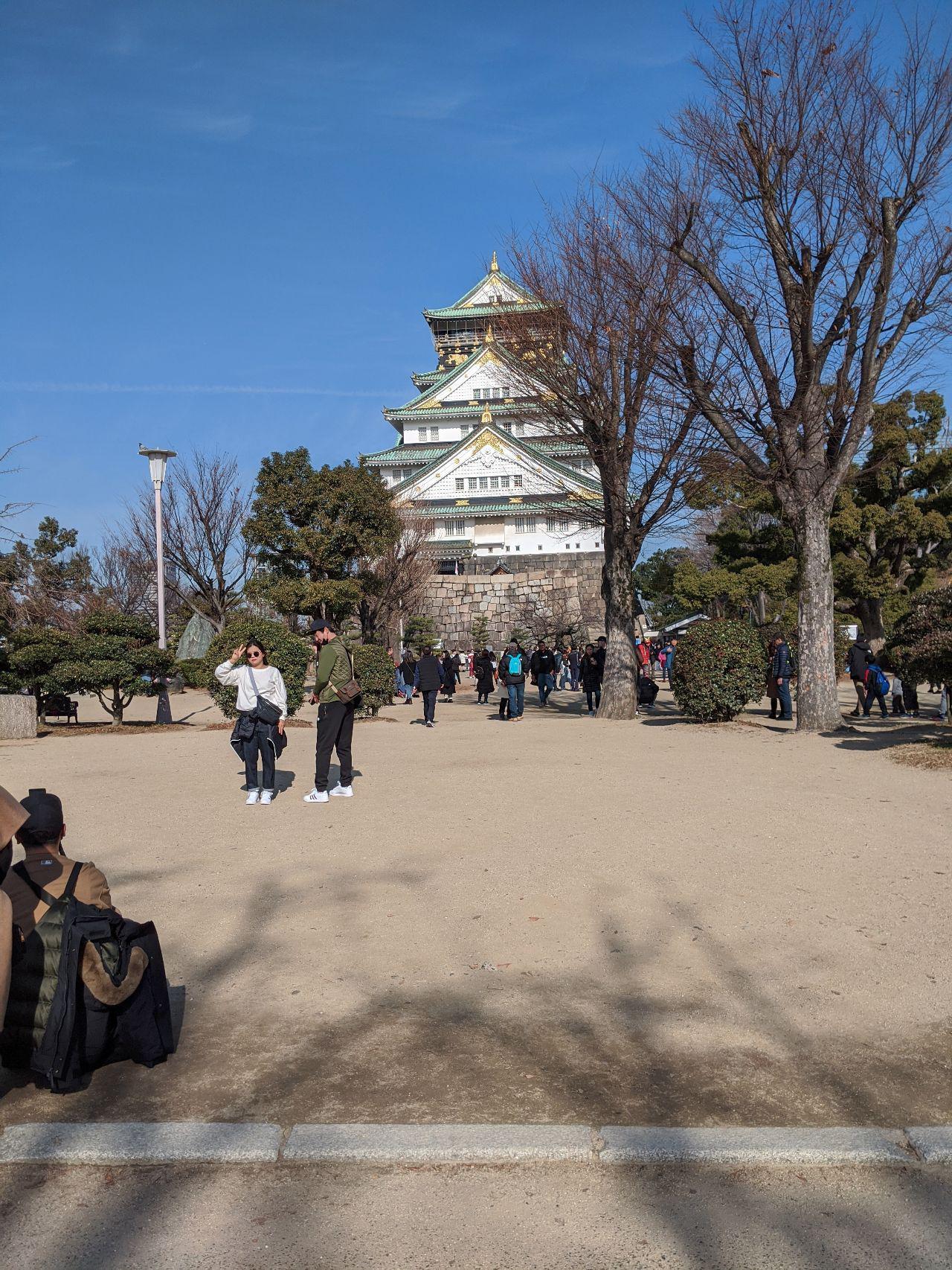 Osaka Castle 4