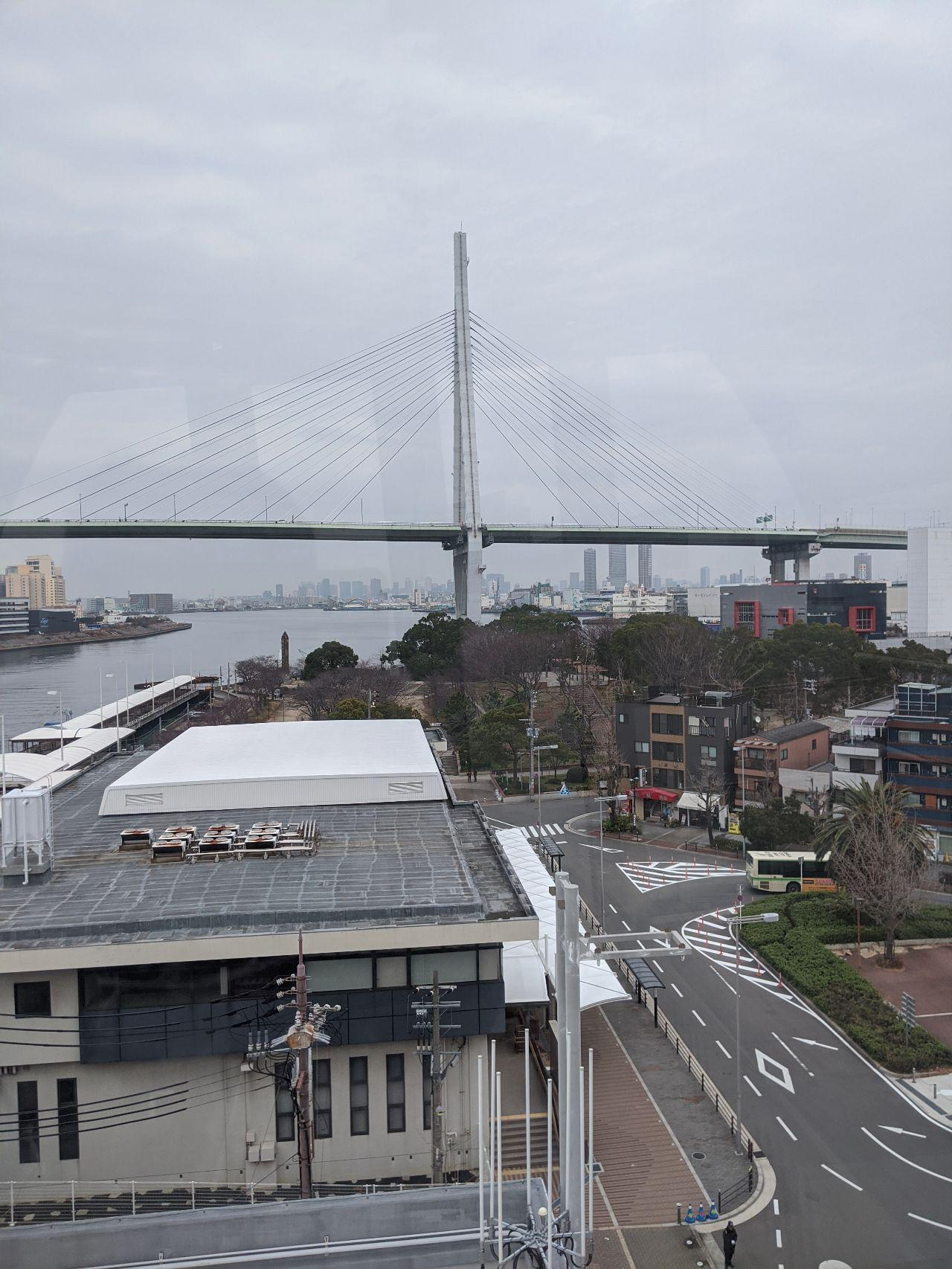 Osaka Ferris Wheel 3