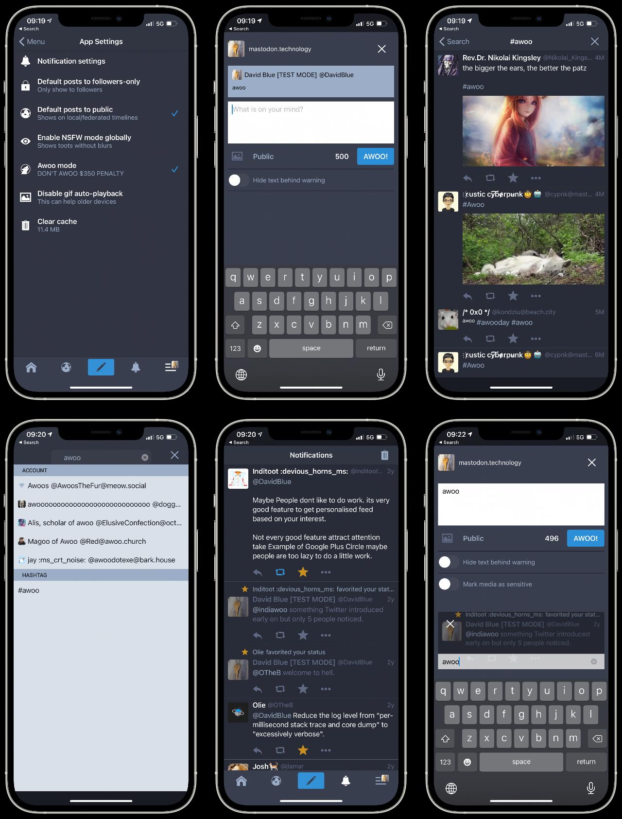 Amaroq for iOS