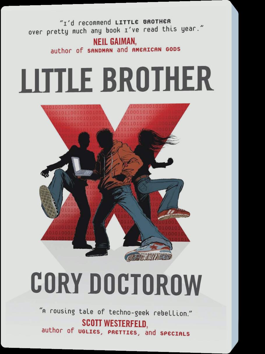 Boek Little Brothe