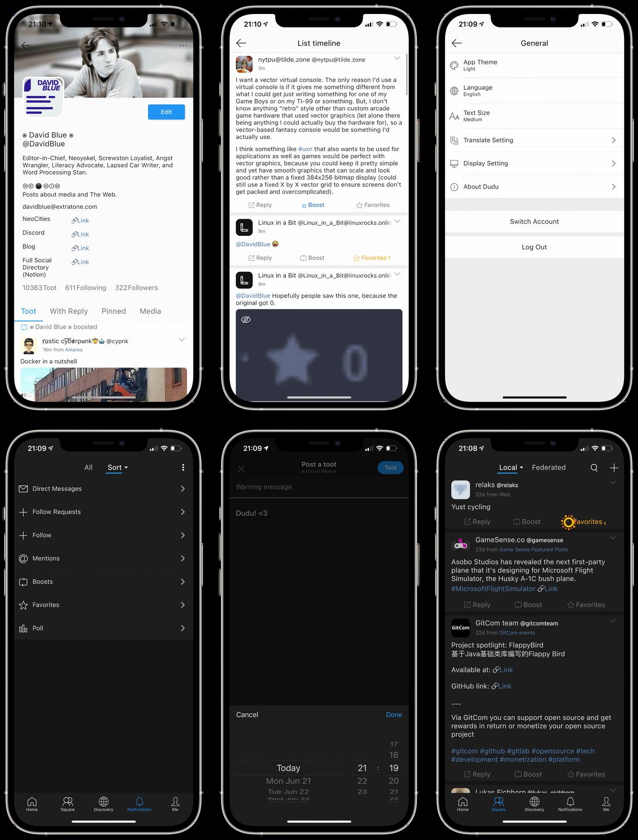 DUDU (嘟嘟) for iOS