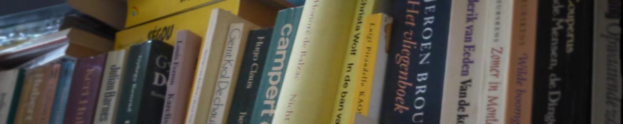 Rij boeken