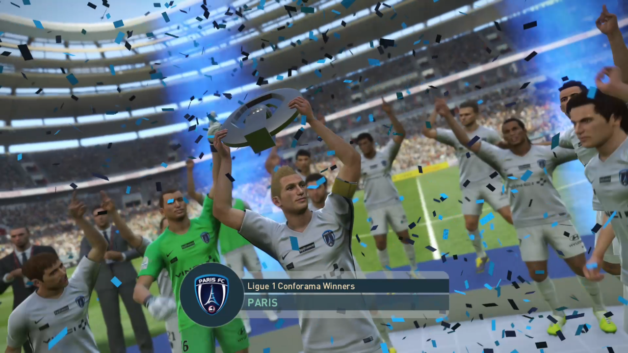 2021-2022 Ligue 1 Champions