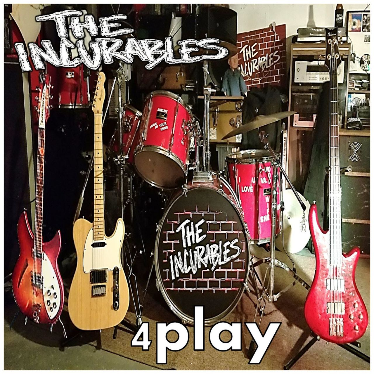 The Incurables 4 Play Cover art