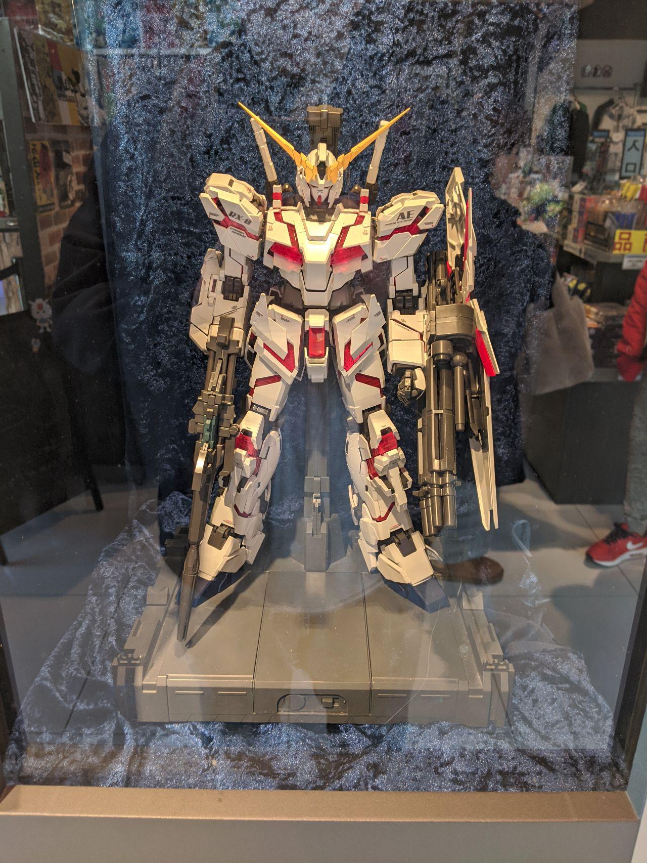 Gundam Cafe 8
