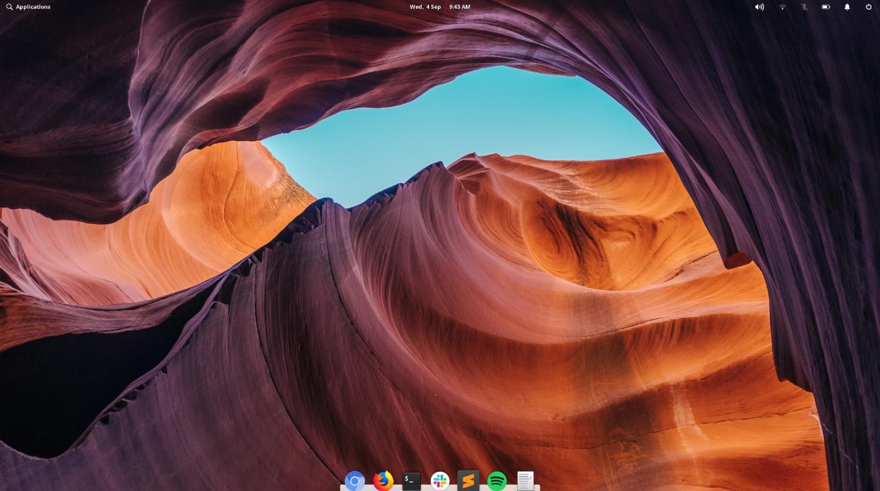 elementary OS Juno
