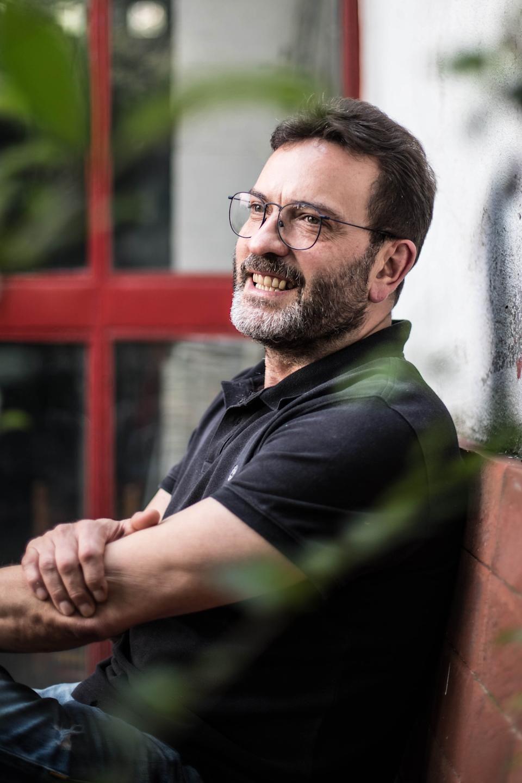 Caricaturista mexicano Antonio Helguera