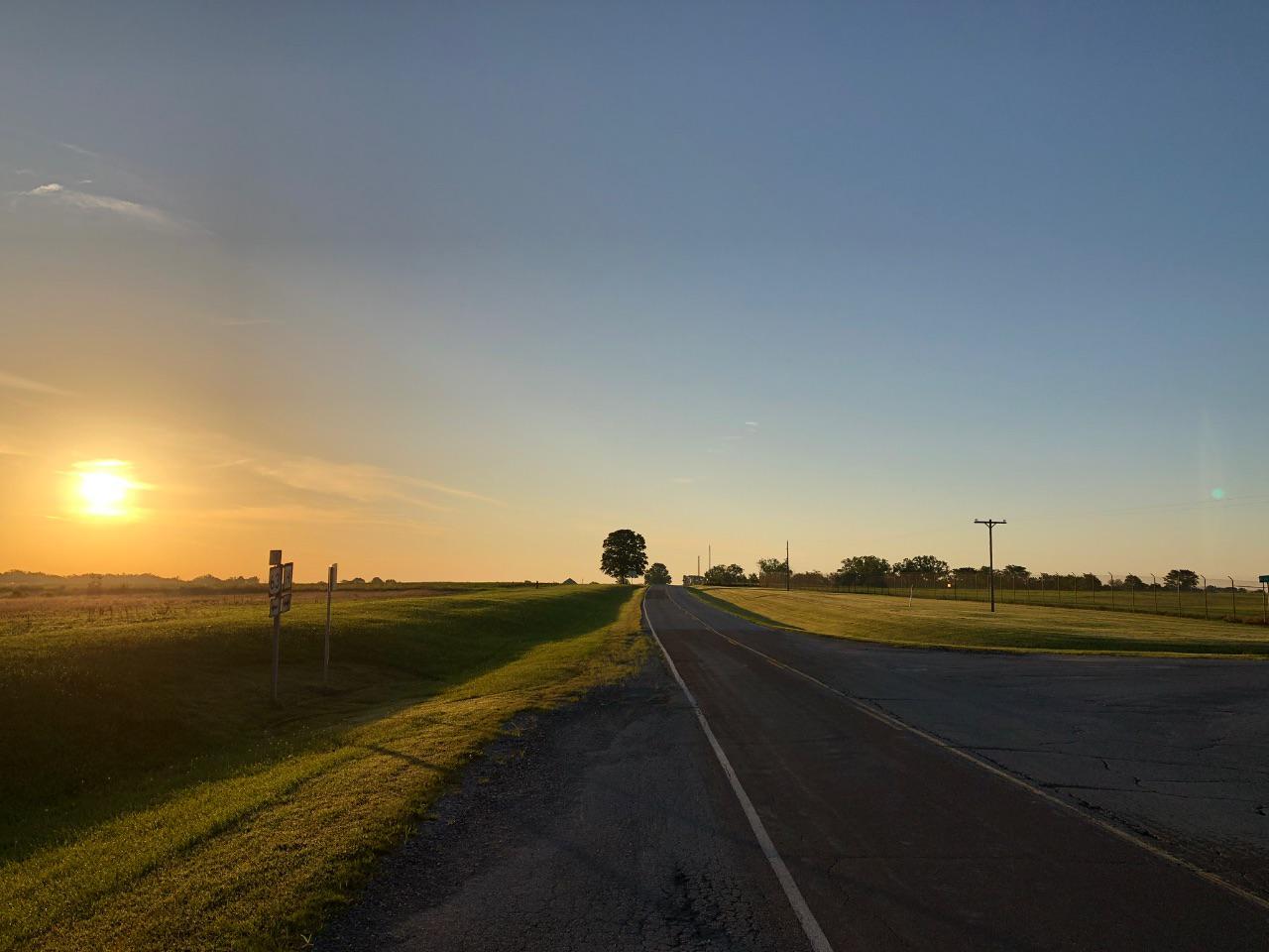 KCOU at Dawn