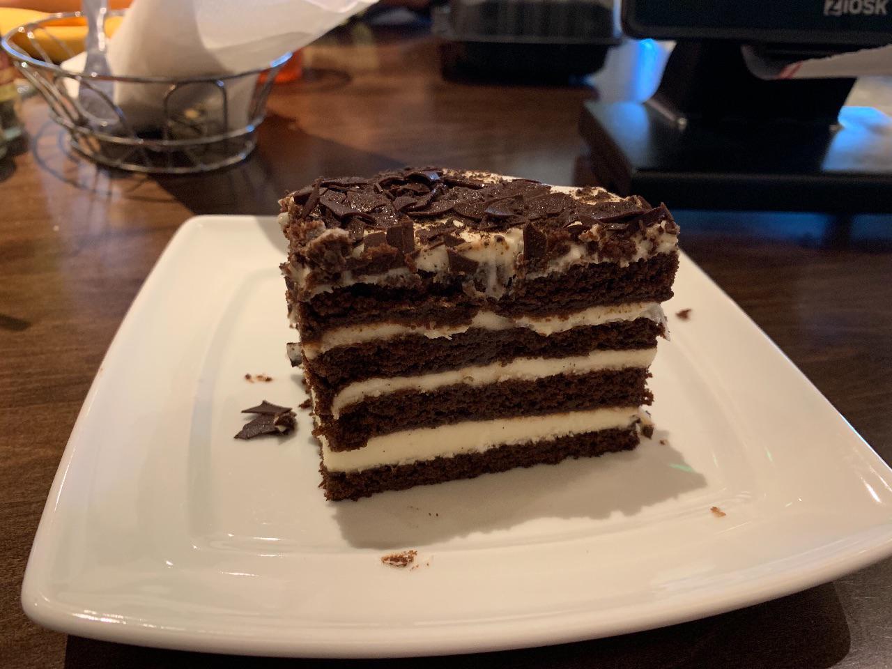 Lasagna Chocolate Cake
