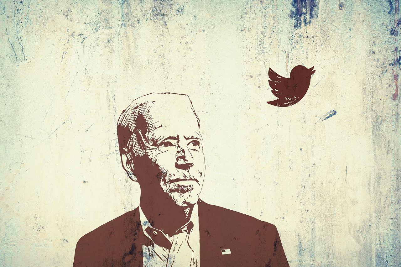 Presidente Biden su Twitter
