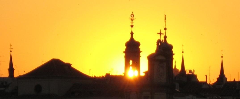 San Miguel al amanecer