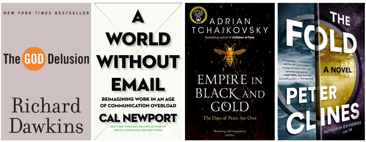 What I read in March 2021 (updated)