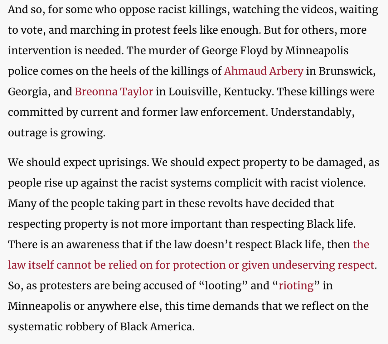 William C Anderson Quote 1