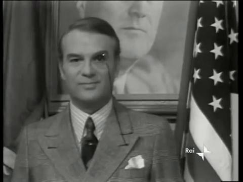 Philo Vance interpretato da Giorgio Albertazzi