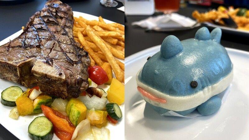 宜家芝麻鯊鯊包